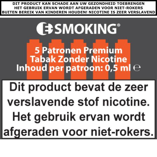 E-Smoking Refill Regulier