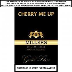 Millers e-liquid Cherry me up