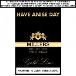 Millers e-liquid Have Anise Day