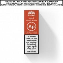 Millers e-liquid Appel
