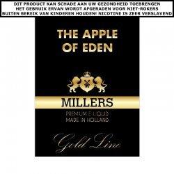 Millers e-liquid The Apple Of Eden