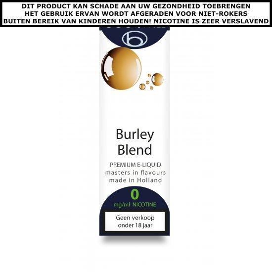 Bookwill e-liquid Burley Blend