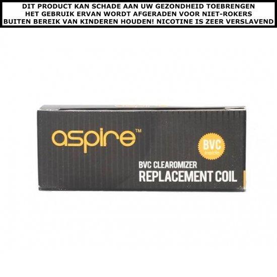 Aspire BVC OCC Coils (CE5) 5 Stuks
