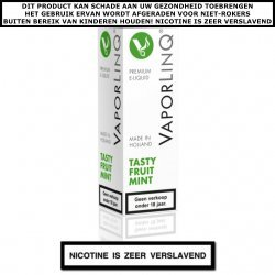 Vaporlinq e-Liquid Tasty Fruit Mint