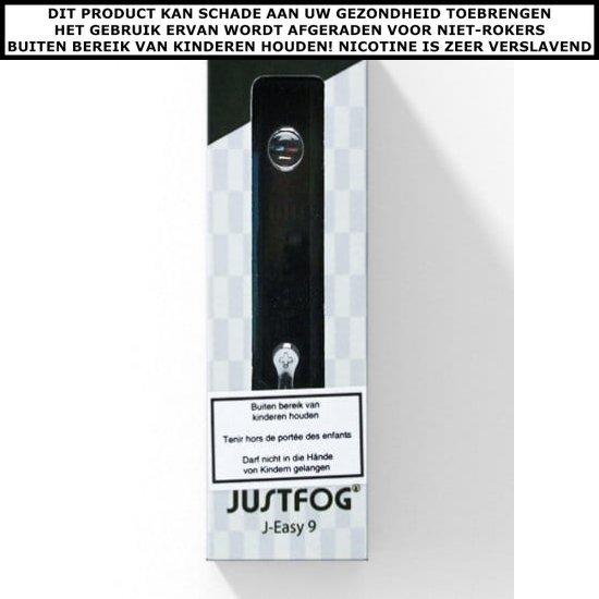 Justfog J-Easy 9 Volt  batterij