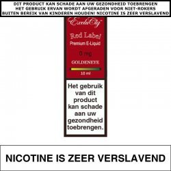 EXCLUCIG RED LABE GOLDENEYE ANANAS