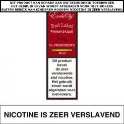 Exclucig Red Label El Presidente GUAVE / MINT