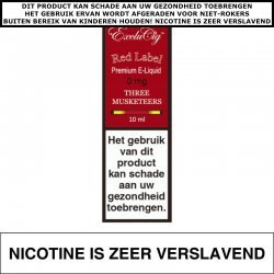 EXCLUCIG RED LABEL THREE MUSKETEERS 3 APPEL MIX