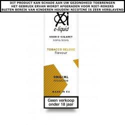 oXi e-liquid 10ml - Tobacco Deluxe