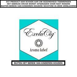 Exclucig Aroma Label Apple 10Ml