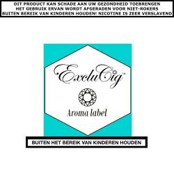 Exclucig Aroma Label Belgian Waffle 10Ml