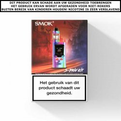 SMOK S-PRIV + BIG BABY LIGHT CLEAROMIZER - 230W STARTSET