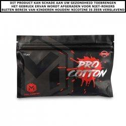 COIL MASTER PRO-COTTON / HANDMADE COTTON (3 STUKS)