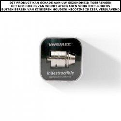 WISMEC INDESTRUCTABLE DRIPPER (RDA)