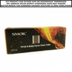 SMOK TFV8 X-BABY PYREX GLAS 2ML