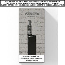 ELEAF ISTICK TRIM + GS TURBO CLEAROMIZER - 25W STARTSET
