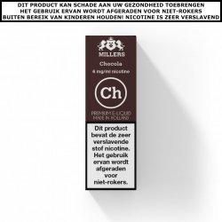 Millers e-liquid Chocolate