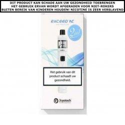 JOYETECH EXCEED NC + NOTCHCORE CLEAROMIZER - 2300MAH STARTSET