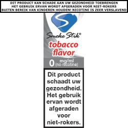 SmokeStik Premium e-liquid Tobacco No-nic 0Mg/ml