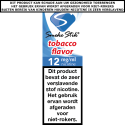 SmokeStik Premium e-liquid Tobacco Medium 12Mg/ml