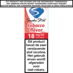 SmokeStik Premium e-liquid Tobacco Full 18Mg/ml
