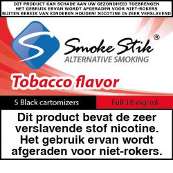 SmokeStik Cartomizer Full (black) 18 mg/ml