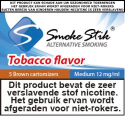 SmokeStik Cartomizer Medium (brown) 12 mg/ml