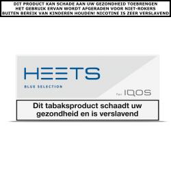 IQOS HEETS Blue Selection (10 pakjes)
