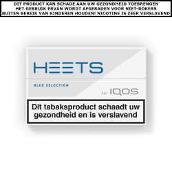 IQOS HEETS Blue Selection (1 pakje)