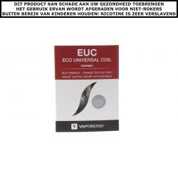 Vaporesso Veco One EUC Coils (5 St.) - Ceramic 0.3Ohm