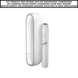 IQOS 3 DUO Kit Warm White