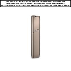 IQOS 3 MULTI Kit Brilliant Gold
