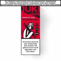 JUKI - STRAWBURST E-LIQUID
