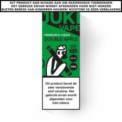JUKI - DOUBLE APPLE E-LIQUID