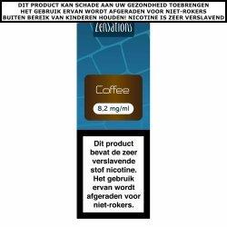 ZENSATIONS 80/20 - COFFEE 8,2 MG
