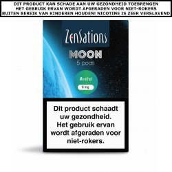 ZENSATIONS MOON PODS - MENTHOL
