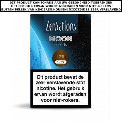 ZENSATIONS MOON PODS - COFFEE 8,2 MG