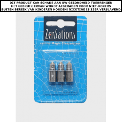 Zensations Angel Coils (Met airflow)