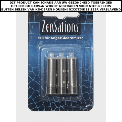 Zensations Angel Coils (Zonder airflow)