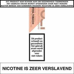 Fuci Bronze Label Menthol Tobacco