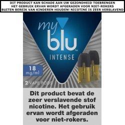 BLU INTENSE POD - BLUEBERRY (2 ST.)