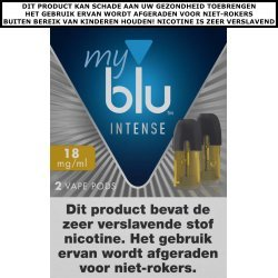 BLU INTENSE POD - ROASTED BLEND (2 ST.)