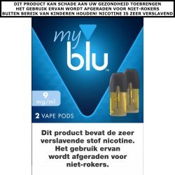 BLU POD - BLUE ICE (2 ST.)