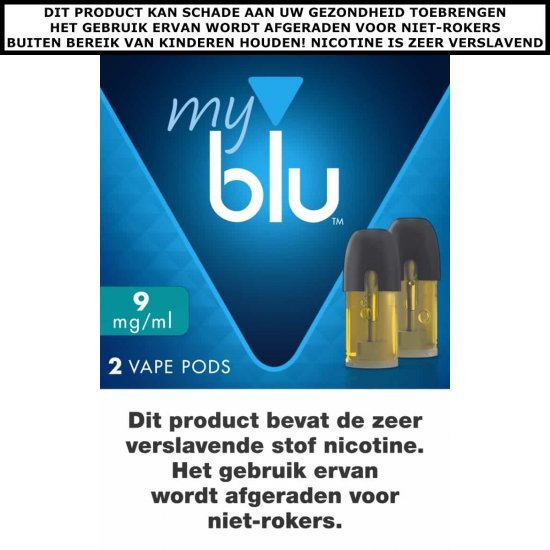 BLU POD - MENTHOL (2 ST.)