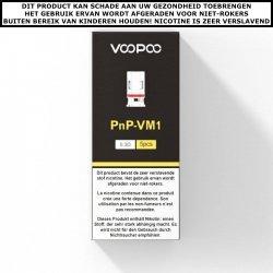 Voopoo Vinci Coils/PNP coils