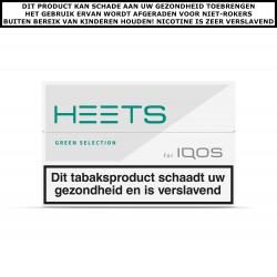IQOS HEETS Green Selection (1 pakje)