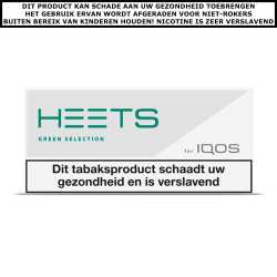 IQOS HEETS Green Selection (10 pakjes)