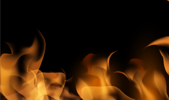 E-cigarette reduces fire risk