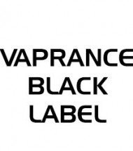 Vaprance Black Label